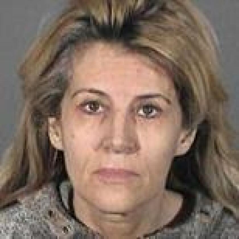 Dawn DaLuise, a skin care expert to the stars, has been charged in a murder-for-hire plot.