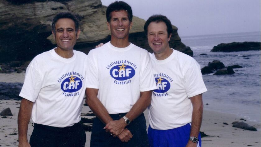 Challenged Athletes co-founders