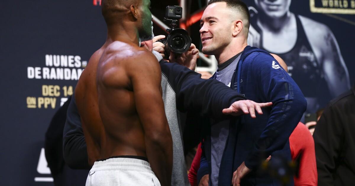 UFC 245 live updates: Kamaru Usman vs. Colby Covington