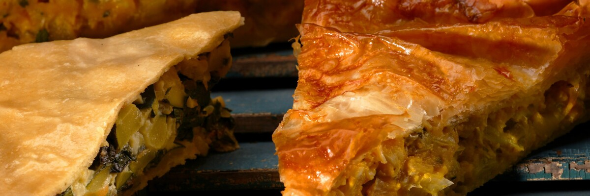 Not just for dessert: Savory pie recipes