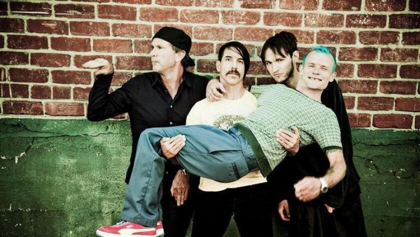 Red Hot Chili Peppers (Courtesy photo)