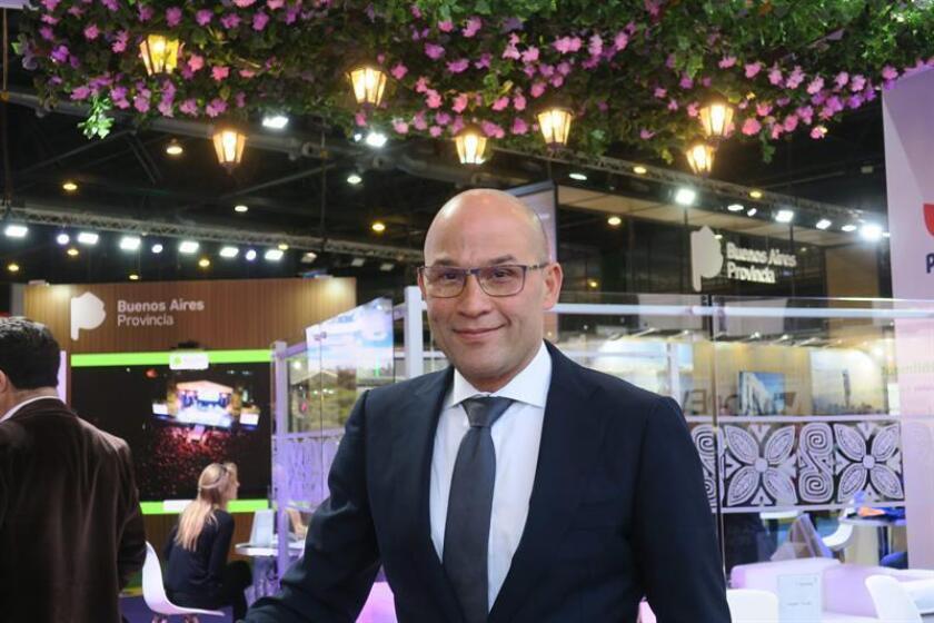 El ministro de Turismo de Panamá, Gustavo Him. EFE/Archivo
