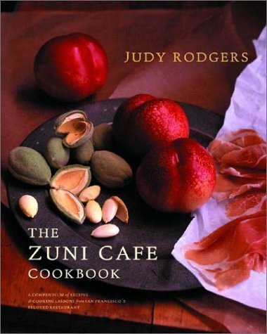 Am I being sentimental when I think of this as my favorite restaurant cookbook ever? Maybe, but it certainly belongs in the conversation. The late San Francisco chef (she died last week) painstakingly explains every step of almost every one of her classic dishes. It is an education as much as a recipe collection.