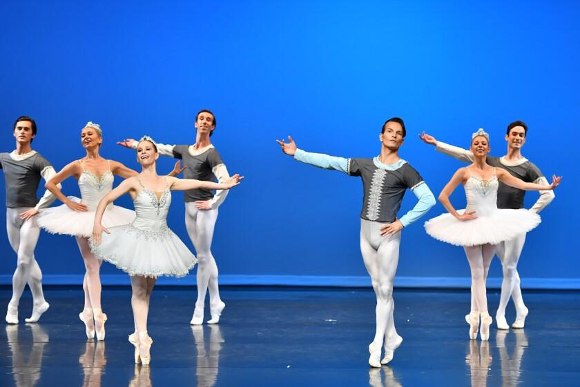 "City Ballet San Diego closes its season with ""Raymonda,"" available on demand through May 23."