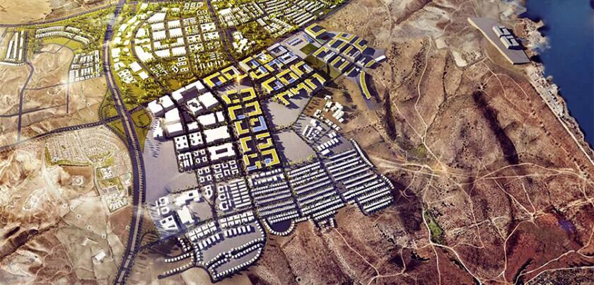 Chula Vista's University and Innovation District.