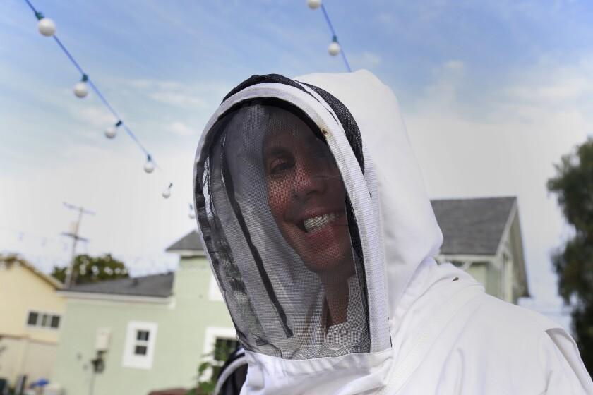 Ian at Girl Next Door Honey in National City