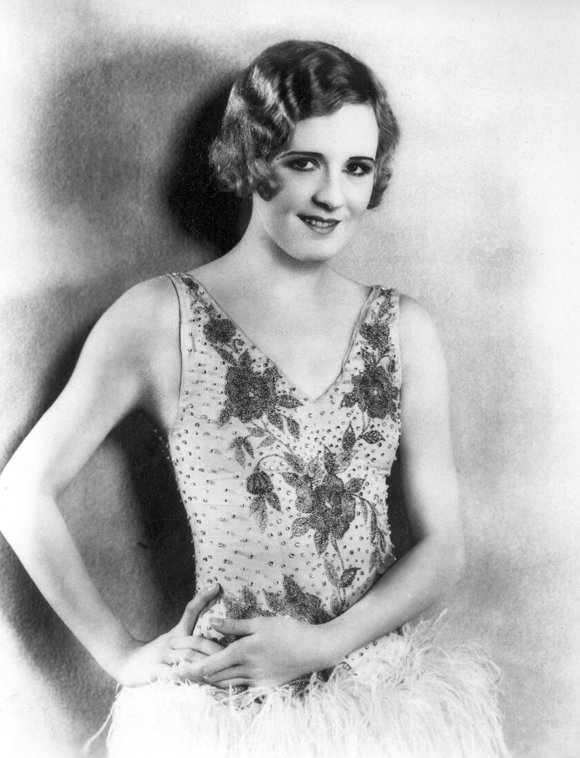 Actress-dancer Marilyn Miller