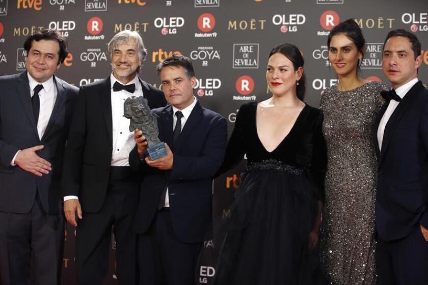 Los Premios Platino del cine iberoamericano están listos para desvelar el nombre de las películas candidatas de su quinta edición, que se celebrará el próximo 29 de abril en la Riviera Maya. EFE/Archivo
