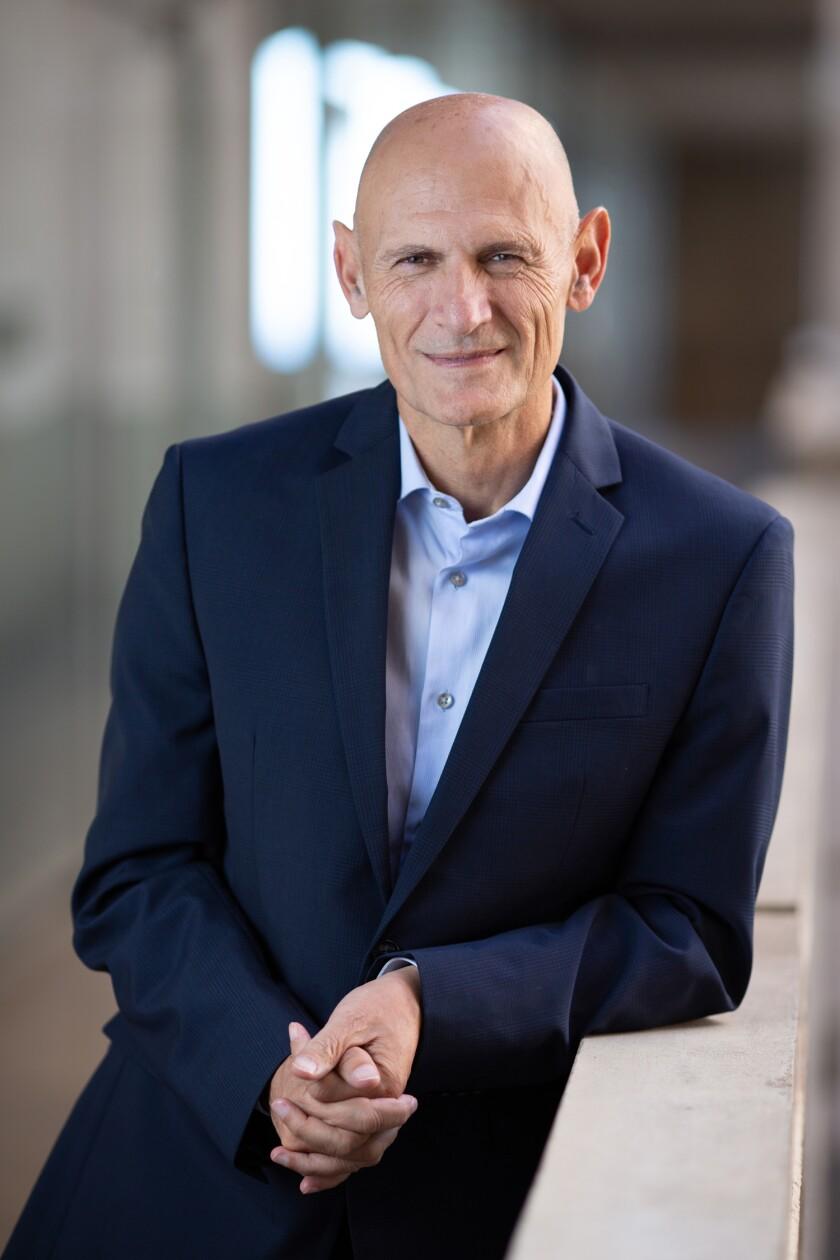 Salk Institute for Biological Studies professor Juan Carlos Izpisua Belmonte
