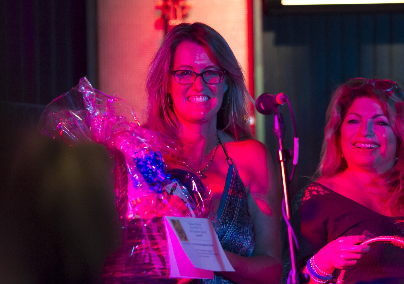 Photo Gallery: Nearly $30K raised for paralyzed woman
