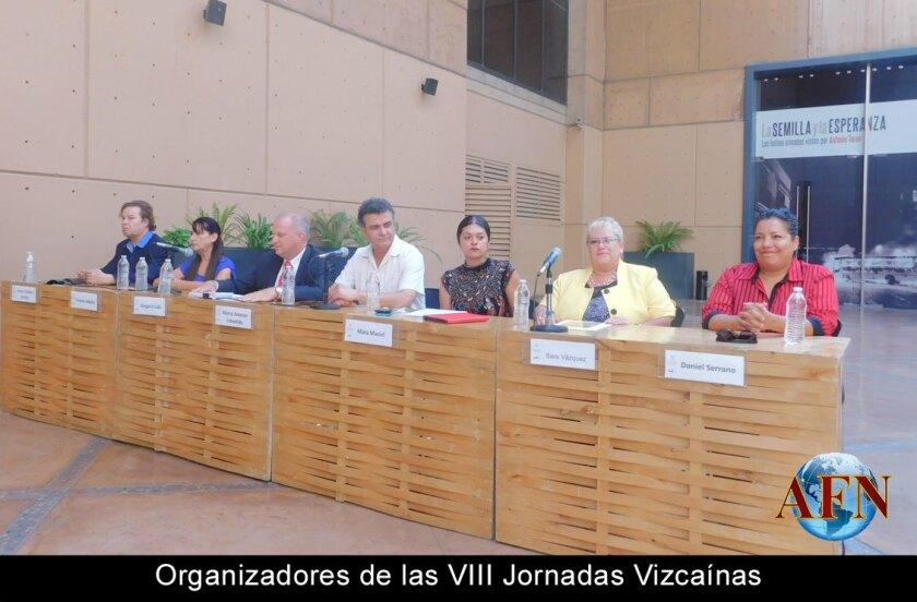 Inician las VIII Jornadas Vizcaínas en Tijuana