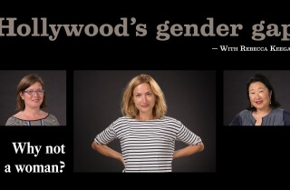Hollywood's gender gap | Why not a woman?
