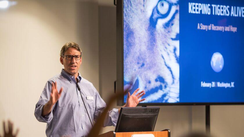Jon Miceler, senior director of Asia Programs for the World Wildlife Fund.
