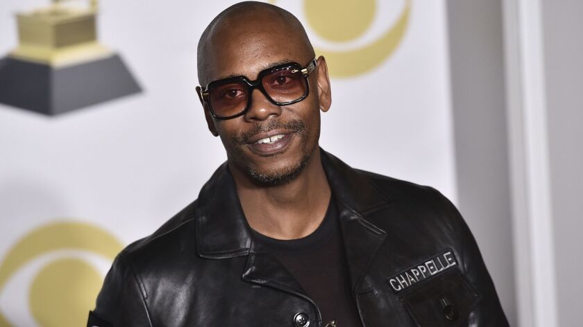 Dave Chappelle in 2018