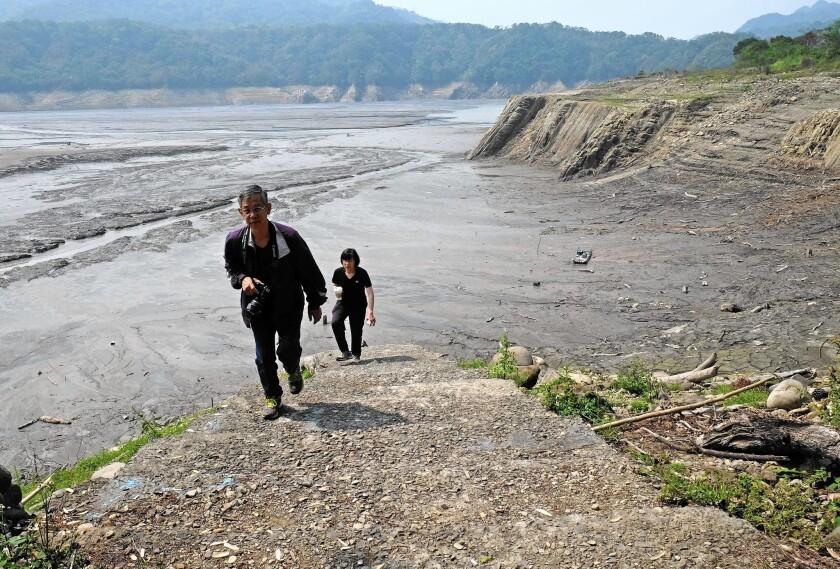 Taiwan drought