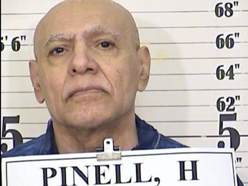 California prison officials say two inmates suspected in