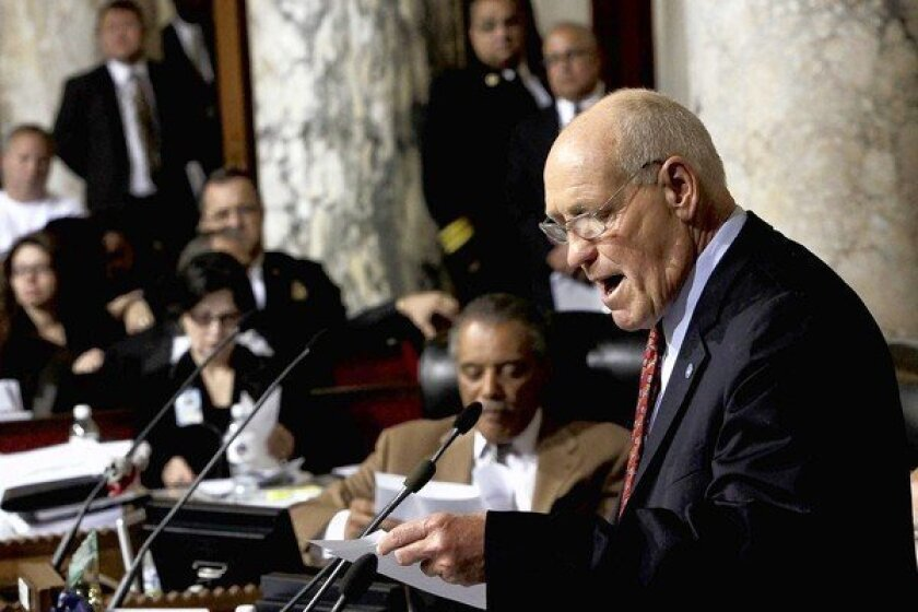 L.A. City Councilman Bill Rosendahl said in an email and Twitter post Wednesday that he learned this week that he has cancer. He has begun treatment and plans to continue running for his third four-year City Council term.