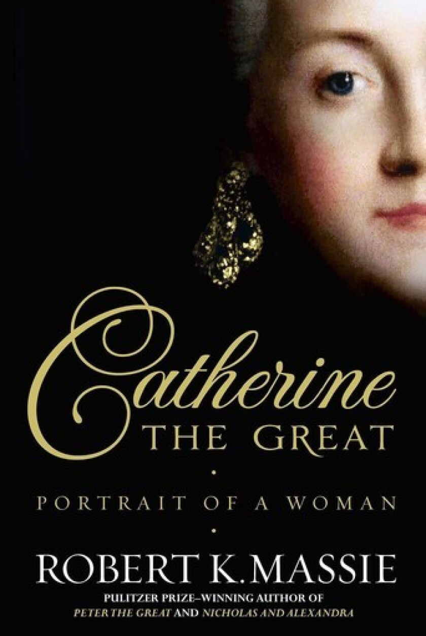 """""""Catherine the Great: Portrait of a Woman"""""""
