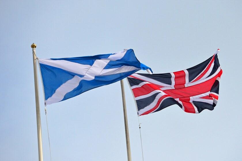 Scottish independence vote