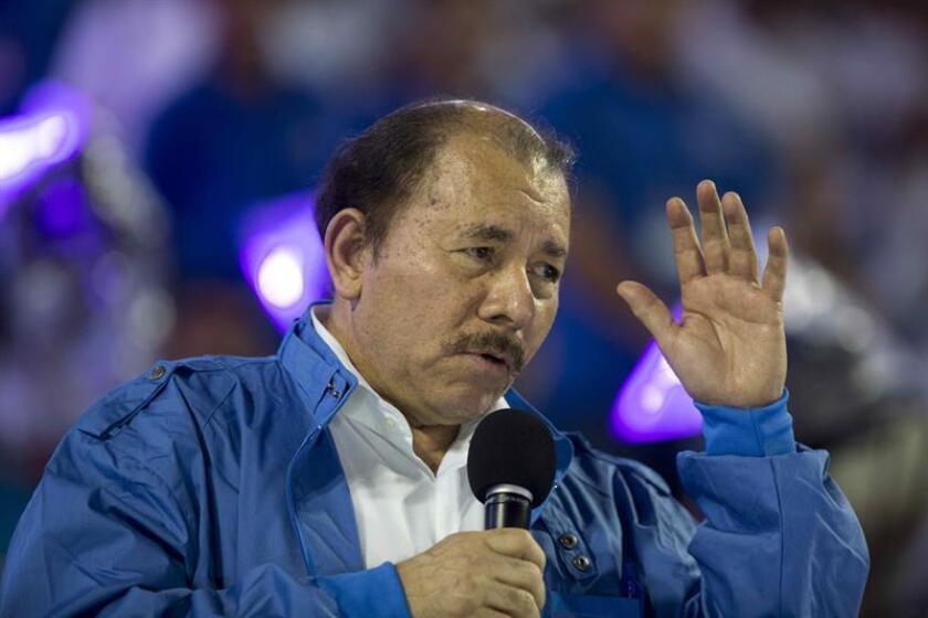"""Joven supuestamente abusada: """"Soy víctima de Daniel Ortega"""""""