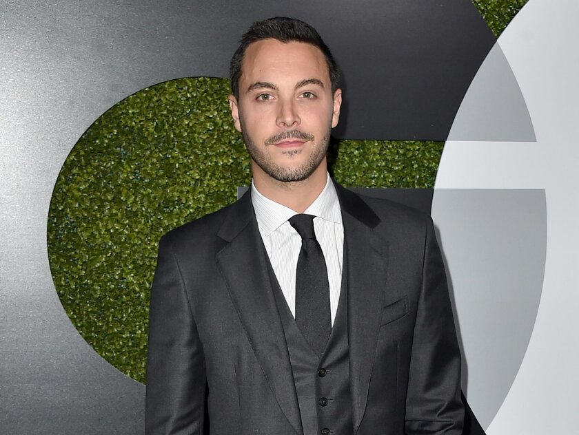 """FILE - In this Dec. 3, 2015 file photo, actor Jack Huston arrives at the GQ Men of the Year Party in Los Angeles. Huston is surrounded by the undead in his new movie """"Pride and Prejudice and Zombies,"""" but this summer the stakes are even higher. He stars as the title character, made famous by Charlt"""