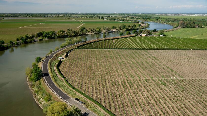 Audit finds improper taxpayer subsidies for Delta tunnels in California. Will it halt the project?
