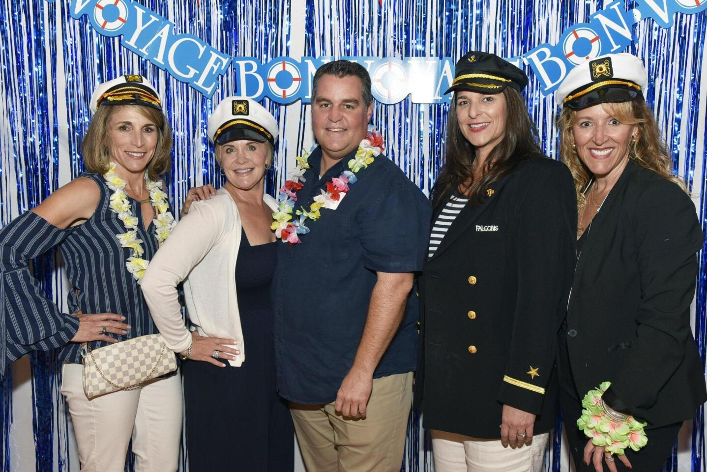 Susie Mikolajewski, Executive Director Nicole Baril, Principal Rob Coppo, Shelley Stevenson, Michelle Seda
