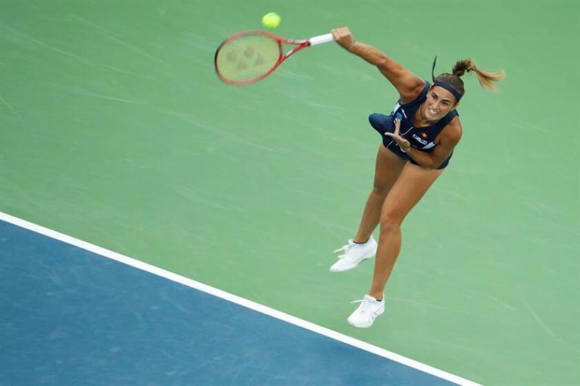 La tenista puertorriqueña Monica Puig. EFE/Archivo