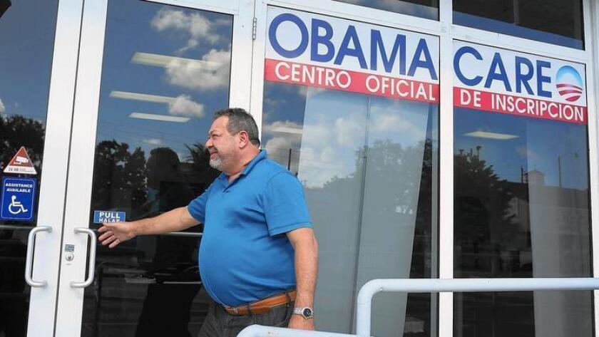 La Ley de Cuidados de la Salud Asequibles, conocida como Obamacare, se implementa en Estados Unidos desde enero de 2014.