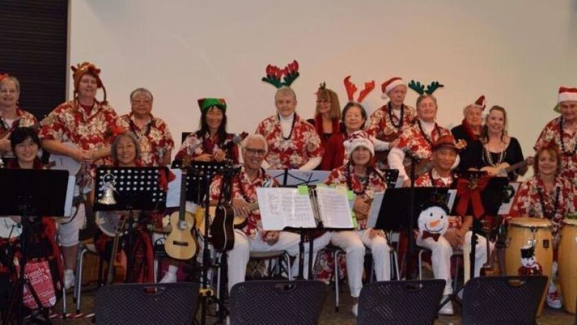 Holiday Concerts In Full Swing This Weekend The San Diego Union Tribune