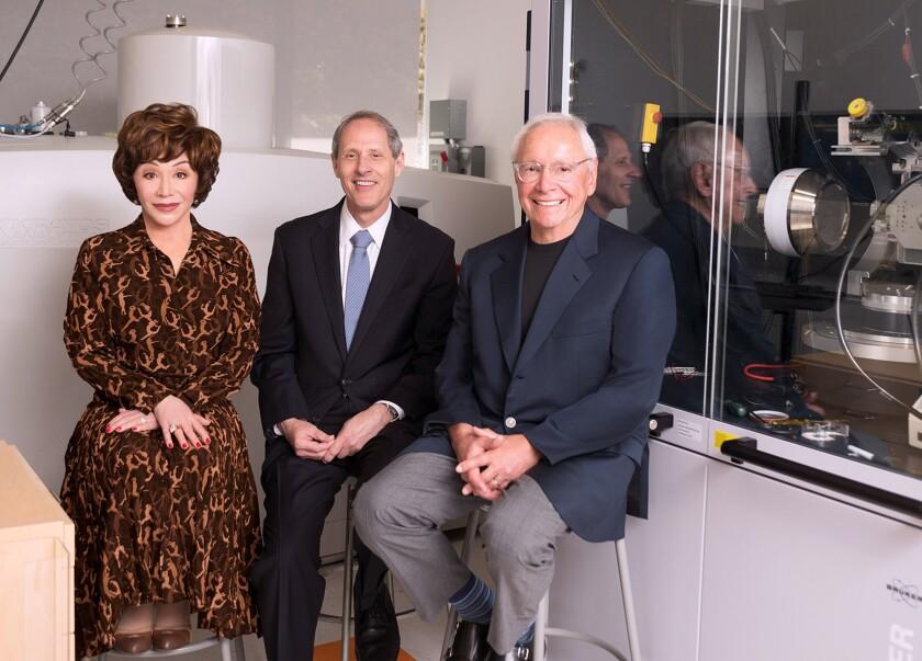 Billionaires Stewart and Lynda Resnick