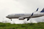 Teen jumps out of plane emergency door