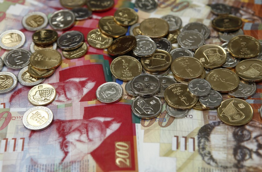Israel eyes cashless economy to boost tax collection