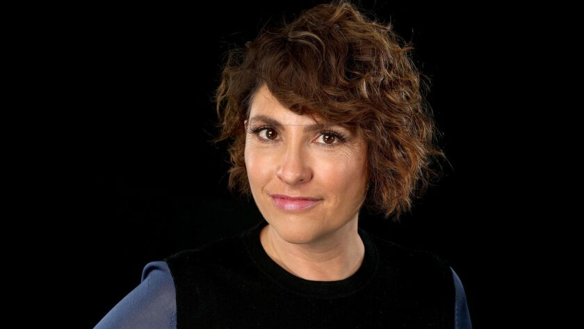 """After learning of the Golden Globe nomination for """"Transparent"""" as best musical or comedy series, creator Jill Soloway spoke out on her disappointment over the election results."""