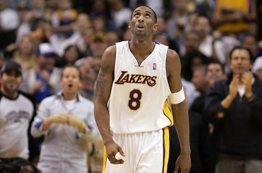 Kobe's 81-point game