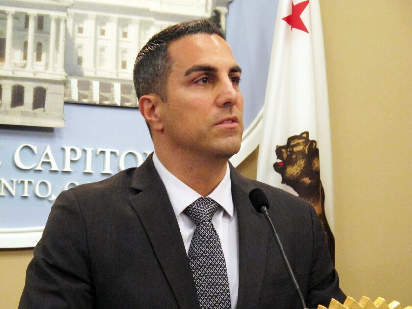 """Assemblyman Mike Gatto, D-Los Angeles, whose Public Utilities Commission reform bill died, commented, """"I don't know how to explain to the people of California that their leaders let them down."""""""