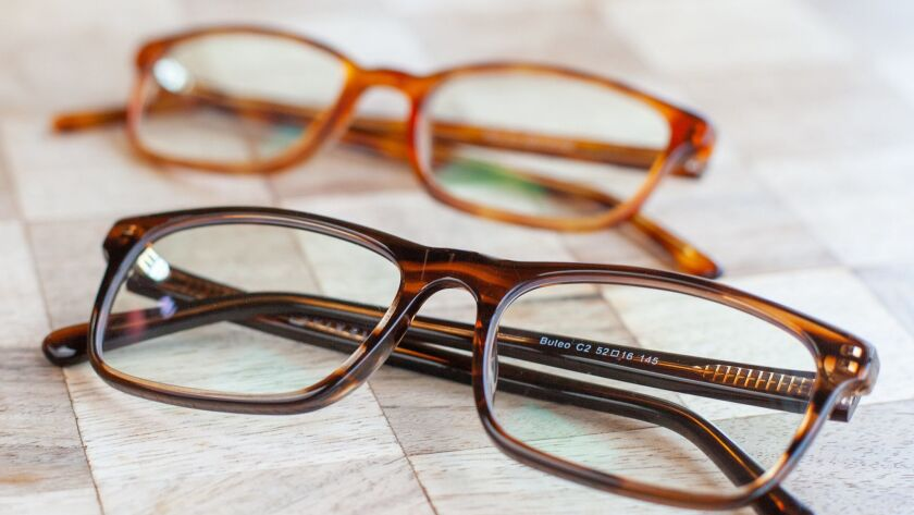 e3422b2d849c Column: Looking for new glasses? These companies are focused on disrupting  the eyewear market