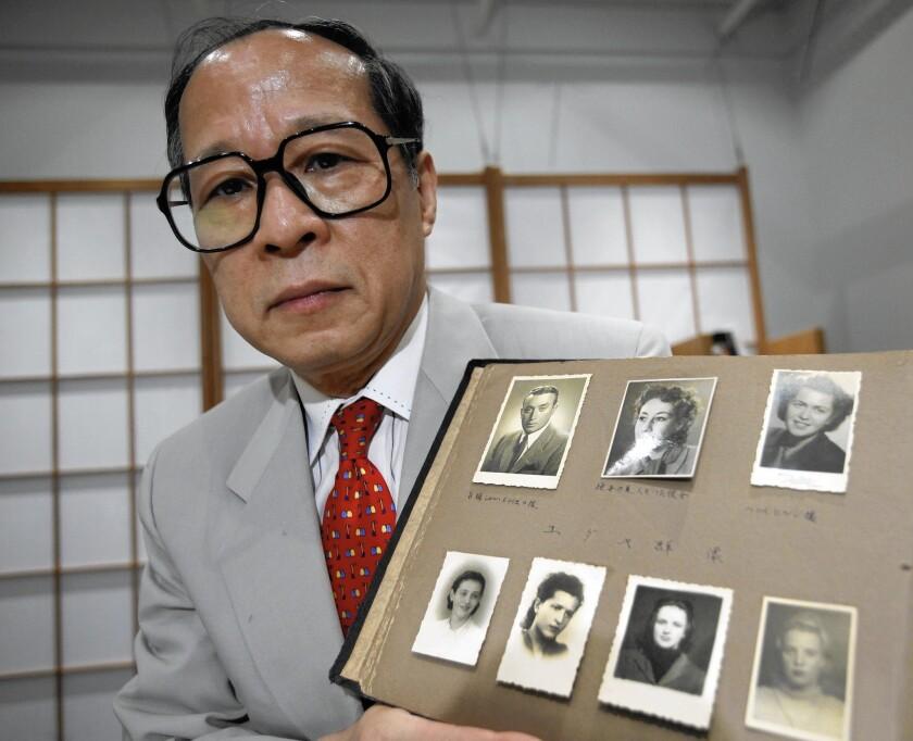 Japan Saving Jews, Akira Kitade