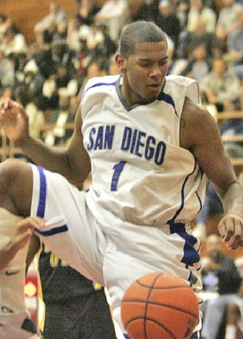 Jeremy Tyler, the San Diego High star 