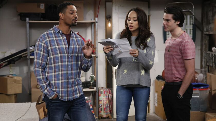 Review: With 'The Neighborhood' and 'Happy Together,' CBS