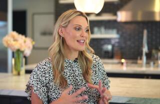 Hot Property | My Favorite Room: Molly Sims finds the key to 'happy mess' in her kitchen