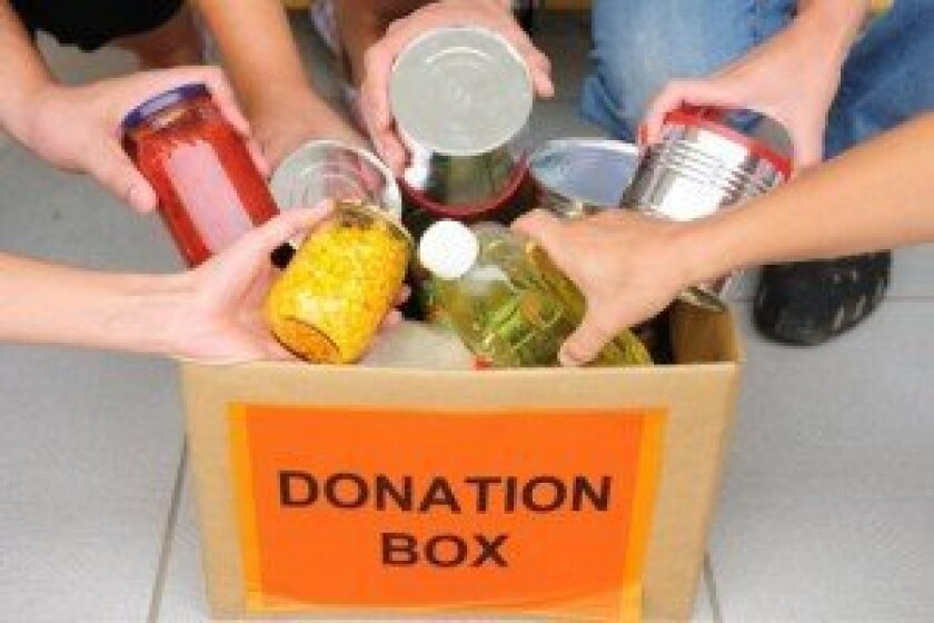 Give back to your local community by supporting San Diego charities this holiday season. Photo Credit: Mangostock/Photos.com