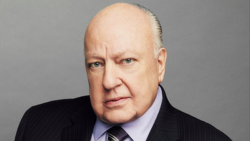Fox News Chairman and Chief Executive Roger Ailes