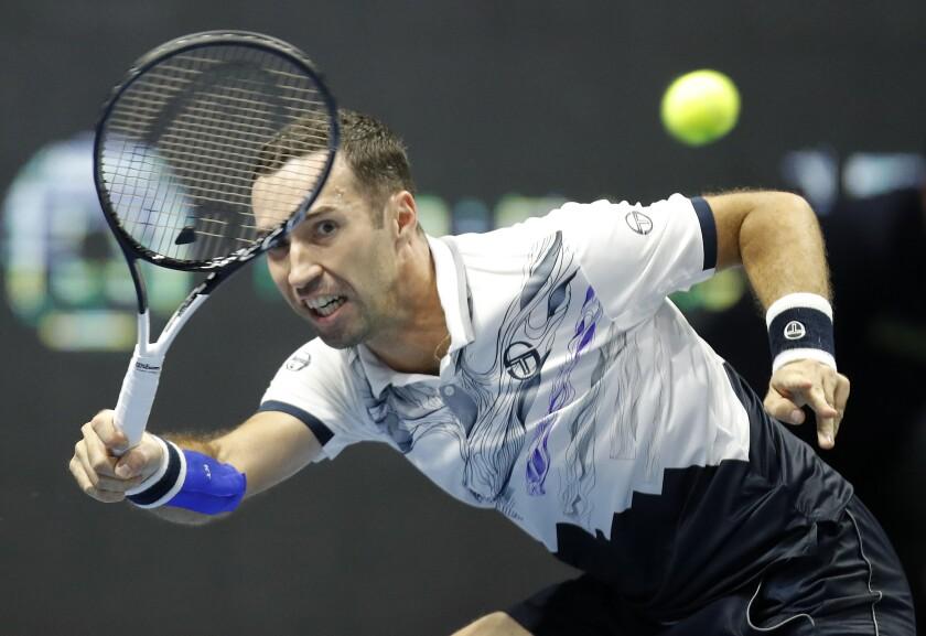 Russia Tennis Open