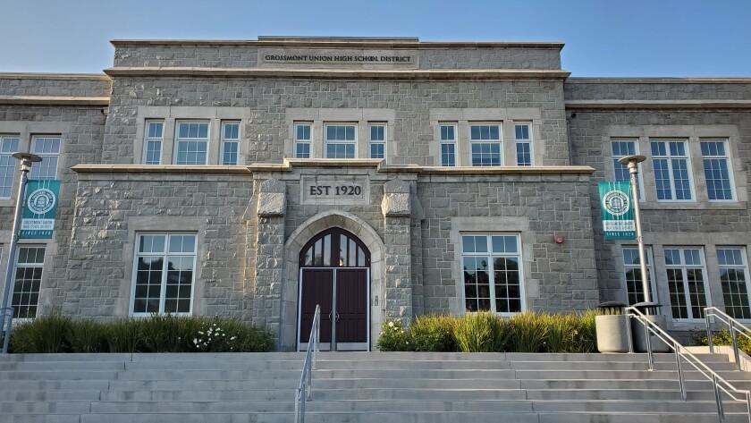 Grossmont Union High School District headquarters