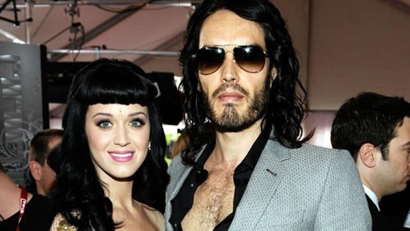 Katy Perry and Russell Brand are now denying the divorce - eonline.com