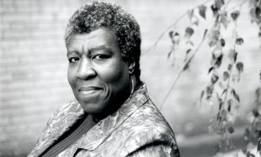 Octavia E. Butler.