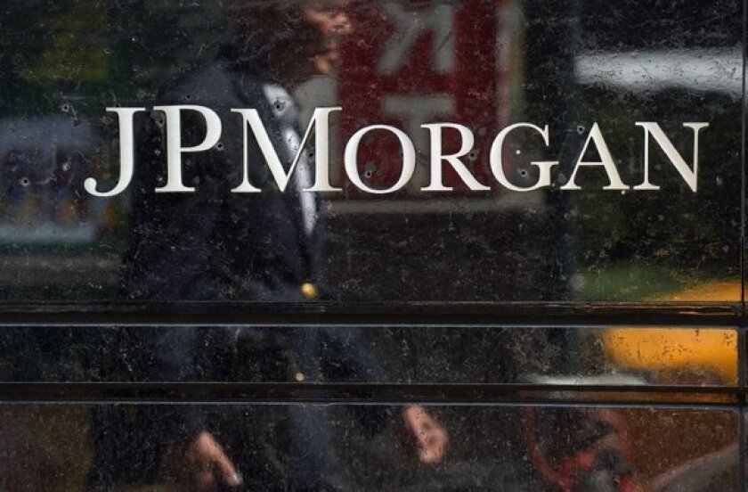 The Los Angeles city attorney accused JPMorgan Chase & Co. of mortgage discrimination Friday in a federal lawsuit.
