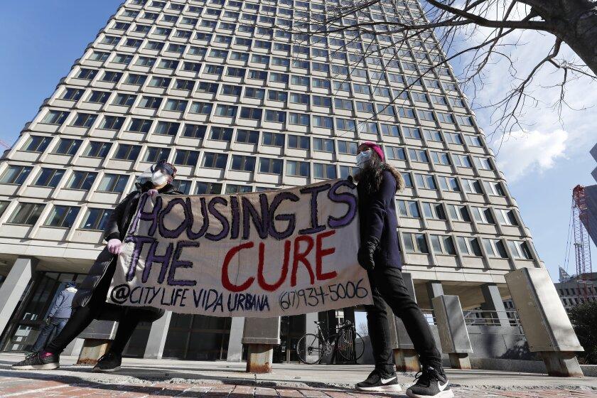 Juez de EEUU deroga moratoria de los CDC a los desahucios