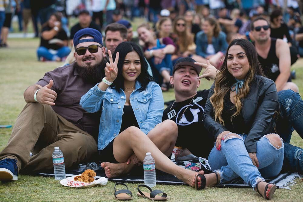 San Diegans at 91X Presents BeerX got to sample beers and rock out to live music from Slightly Stoopid, Pepper and more at Waterfront Park on Saturday, June 23, 2018.